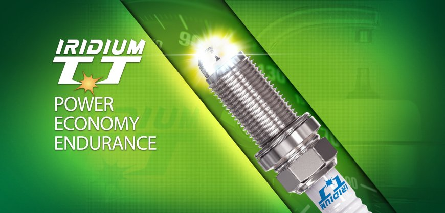 Denso,Irisium TT, spark plug,fuel economy,power