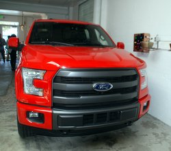 Ford F-150 hybrid, mpg fuel economy