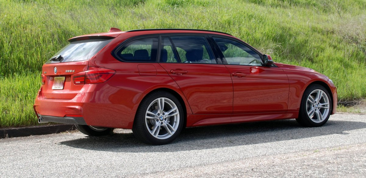 2016 BMW 328d xDrive Sports Wagon