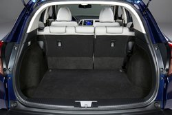 2016, Honda HR-V,storage,trunk,hatch
