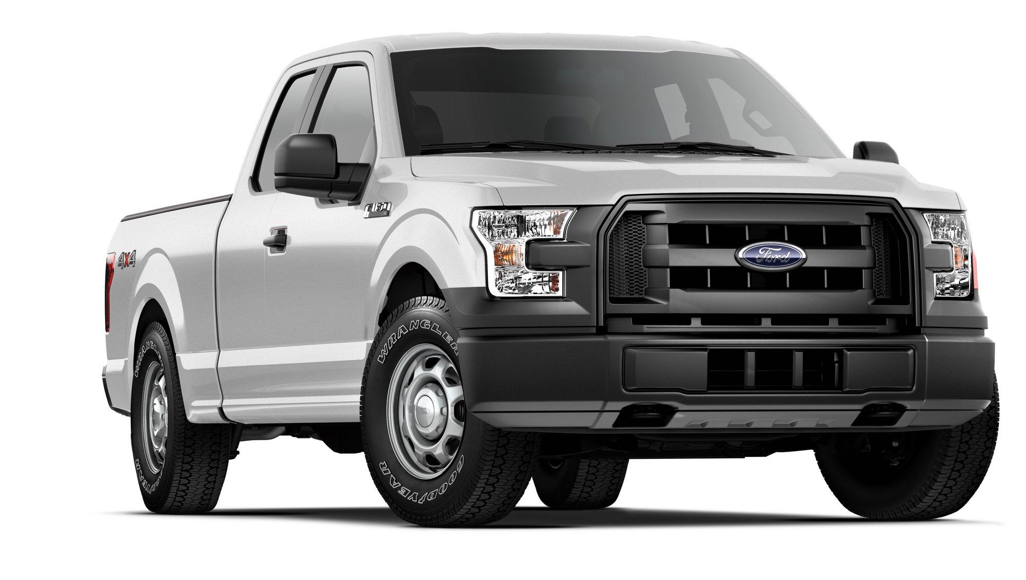 Confirmed Ford F 150 Hybrid