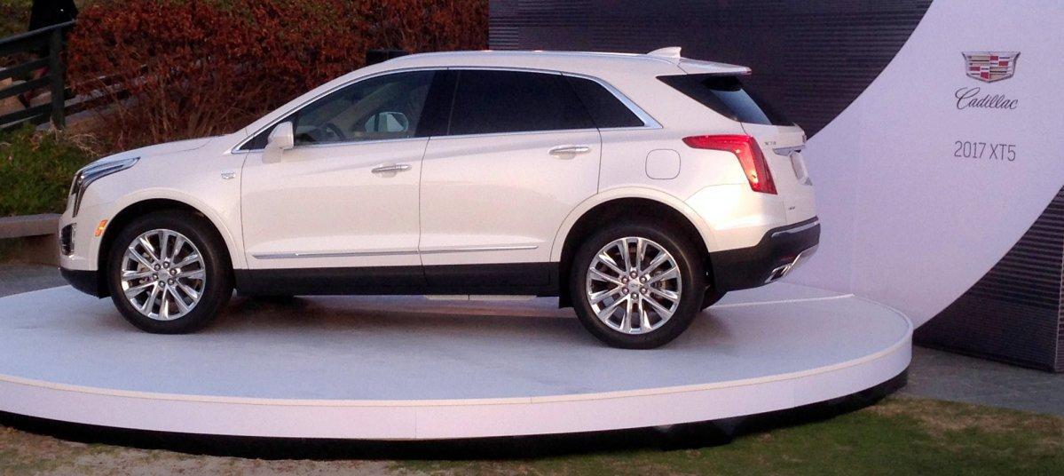2017, Cadillac XT5,AWD,SUV,crossover
