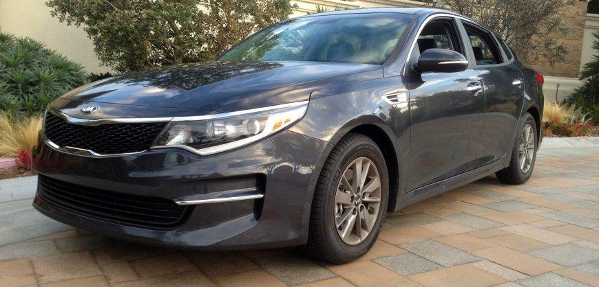 2016,Kia,Optima,LX, fuel economy,mpg