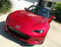 2016, Mazda MX-5,Miata,road test,fun