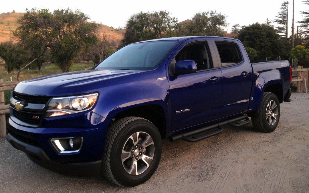 Road Test: 2016 Chevrolet Colorado Diesel 4WD Z71 Crew Cab Short Box
