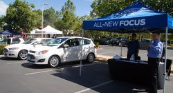 Ford covered a broad spectrum of options