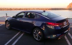 2016, Kia, Optima, SX, fuel economy, luxury,performance