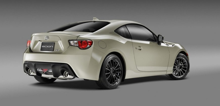 road test 2016 scion fr s clean fleet report. Black Bedroom Furniture Sets. Home Design Ideas