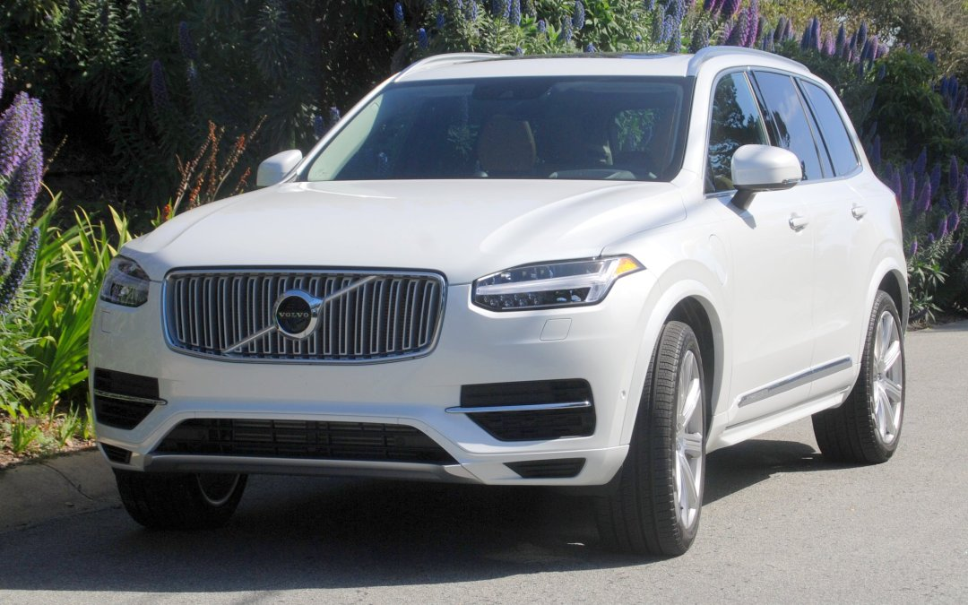 First Drive: 2016 Volvo XC90 T8 Plug-in Hybrid