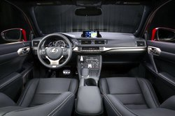2016 Lexus_CT_200h ,interior