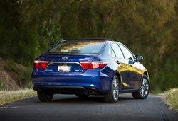 2016, Toyota, CAMRY, HYBRID,mpg, fuel economy