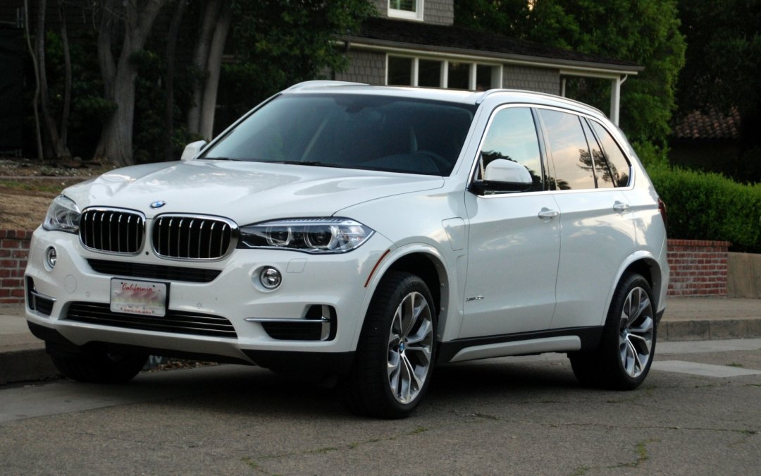 Road Test: 2016 BMW X5 xDrive40e