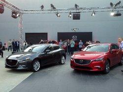 2017 Mazda3,Mazda6,intro, fuel economy,skyactiv