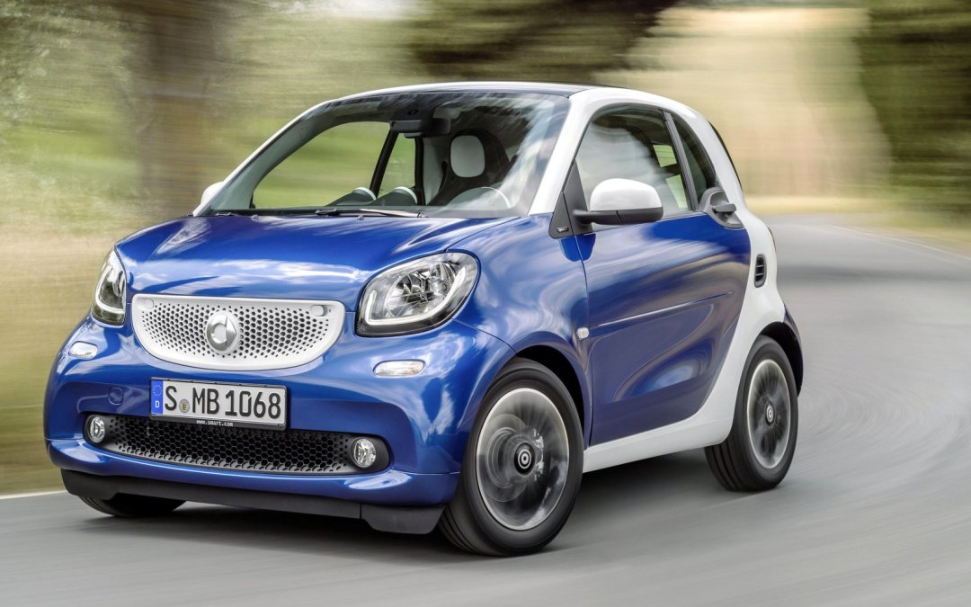 Road Test: 2016 Smart ForTwo Passion