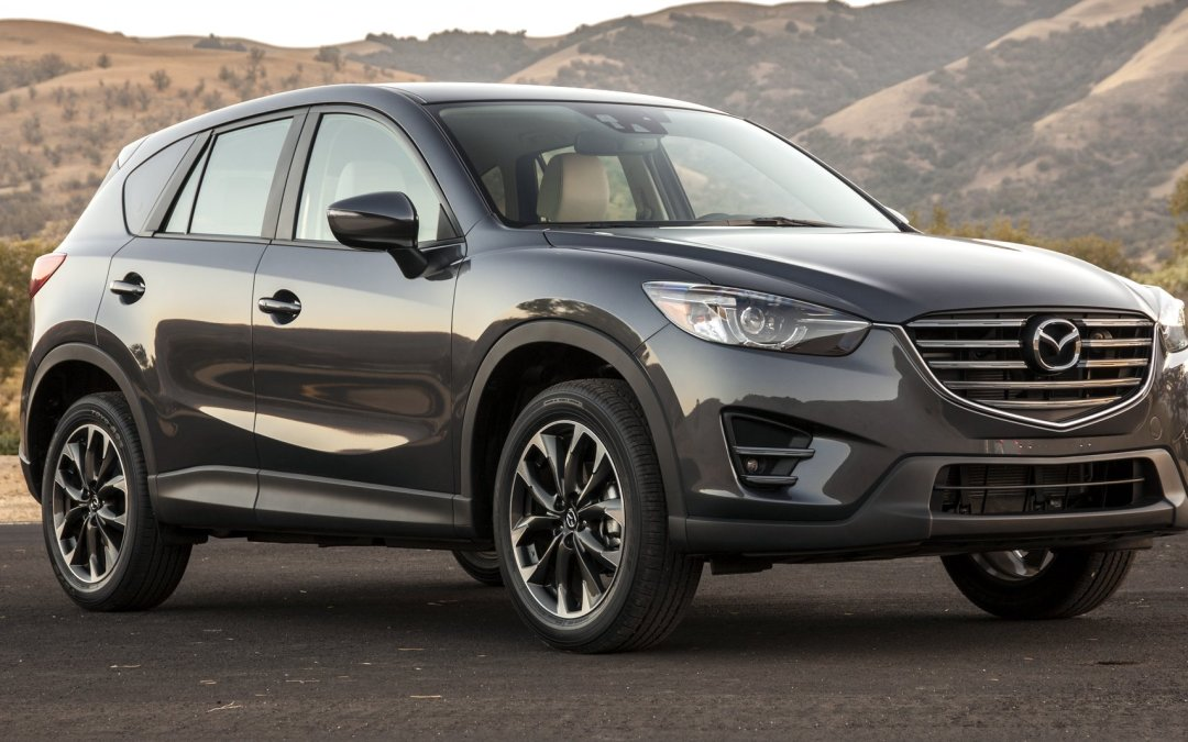 Garage Mate for Your EV: 2016 Mazda CX-5