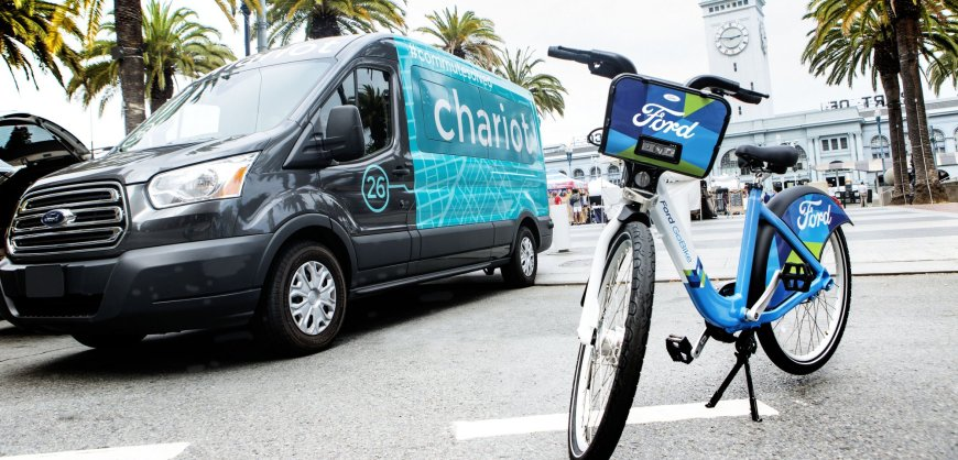 Ford emobility, Chariot,GoBike