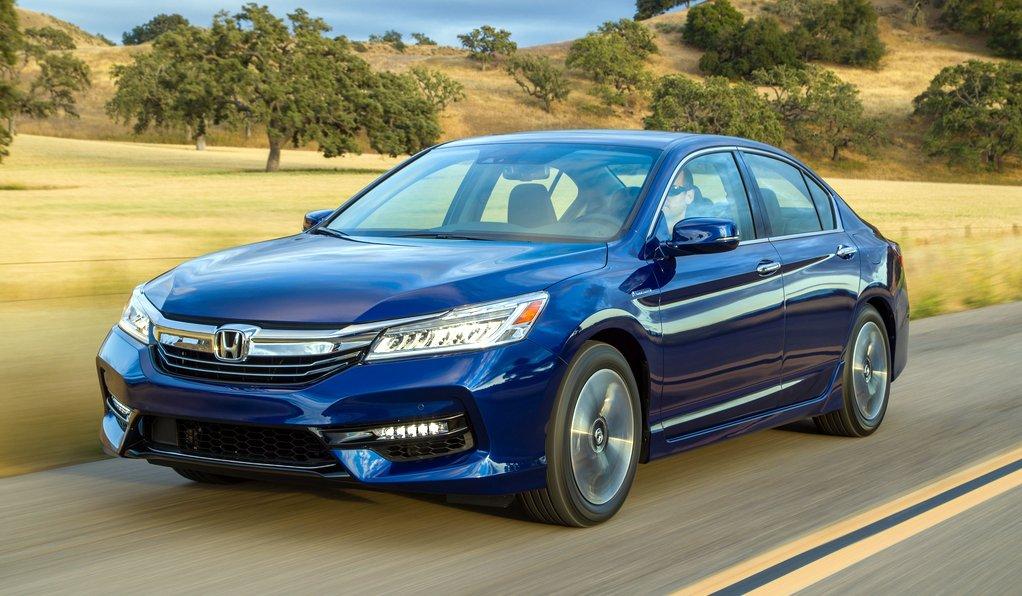 Road Test: 2017 Honda Accord Hybrid