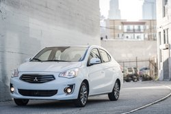 2017 Mitsubishi Mirage G4,mpg,fuel economy,low price,warranty