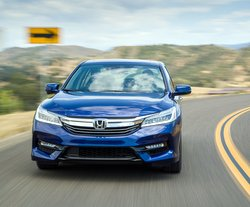 2017 Honda Accord Hybrid,mpg,fuel economy
