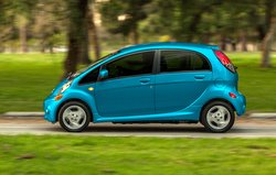 2016 Mitsubishi i-MiEV, EV, electric car,electric vehicle