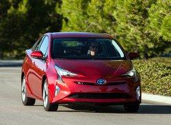 2016 Toyota Prius, styling, design