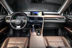 2016 Lexus RX 450h,interior, luxury