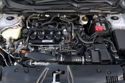 2016 Honda Civic Coupe,engine