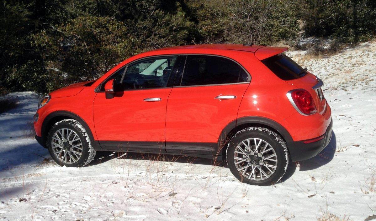 2016 Fiat 500X AWD