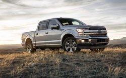 2018 Ford F-150,clean diesel,