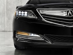 2016 Acura RLX Hybrid, Jewel Eye headlights