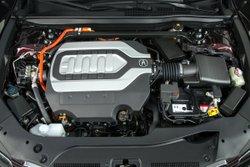 2016 Acura RLX Hybrid, engine