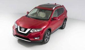 2017 Nissan Rogue Hybrid