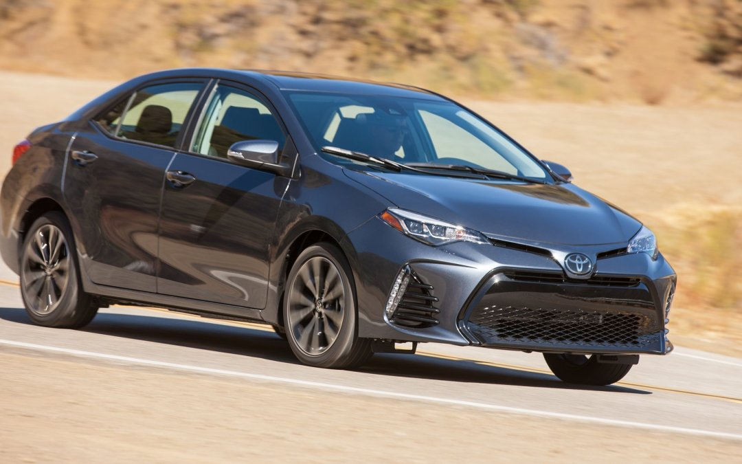Road Test: 2017 Toyota Corolla XSE