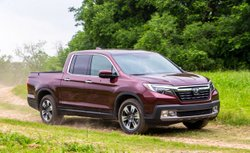 Honda hybrid truck