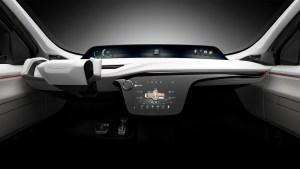 Chrysler Portal Concept, interior