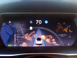Tesla Model X,interior, dashboard