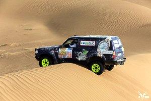 Rallye Aïcha des Gazelles du Maroc