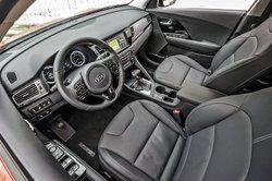 2017 Kia Niro Hybrid,interior