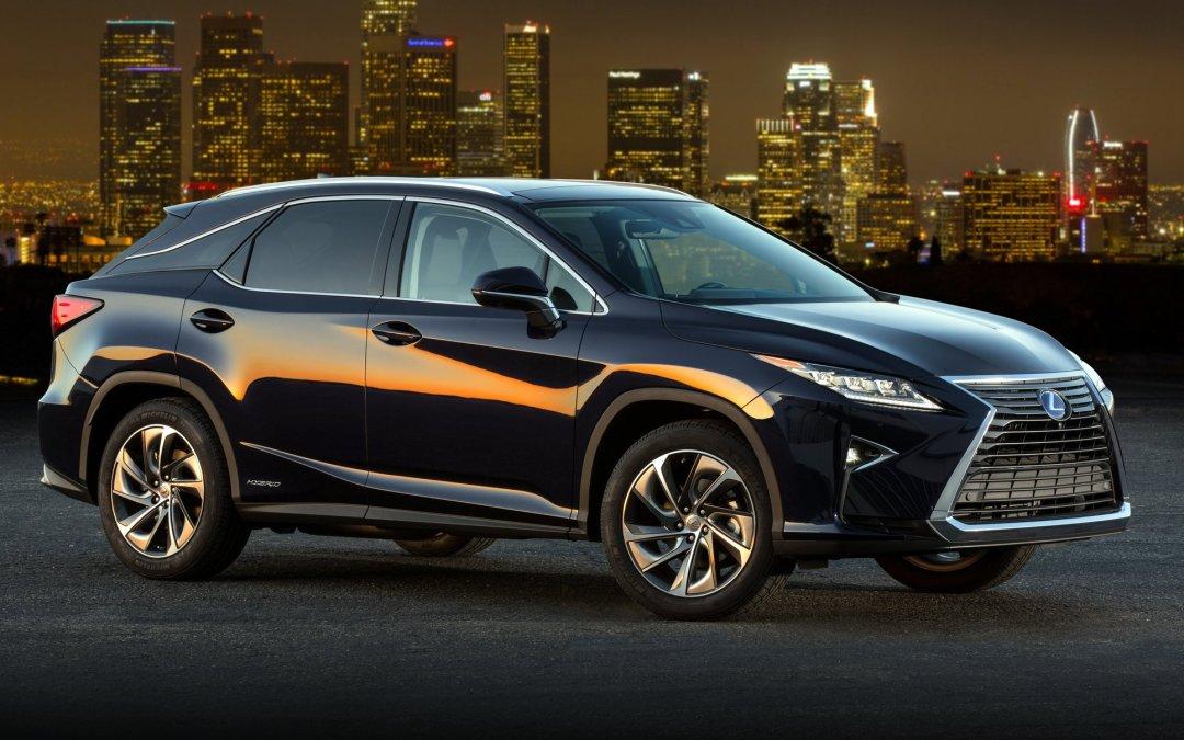 Road Test: 2016 Lexus RX 450h Hybrid