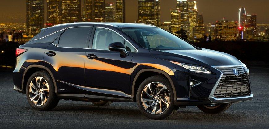 2016 Lexus 450h Hybrid