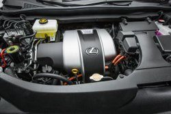 2016 Lexus 450h Hybrid,engine