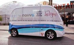 Navya autonomous bus