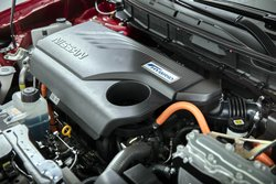 Nissan Rogue Hybrid AWD,engine