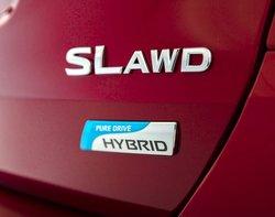 Nissan Rogue Hybrid AWD