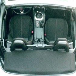 2017 Fiat 124 Spider, interior