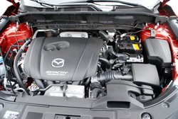 2017 Mazda CX-5,engine