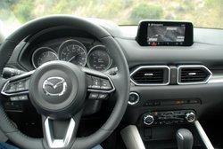 2017 Mazda CX-5,interior