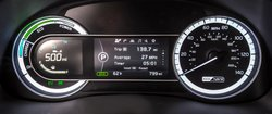2017 Kia Niro Hybrid,gauges
