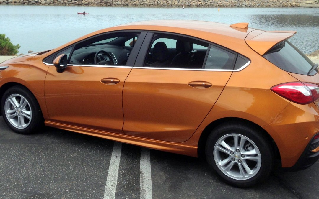 Road Test: 2017 Chevrolet Cruze Hatchback LT