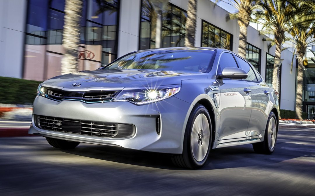 Road Test: 2017 Kia Optima Plug-in Hybrid